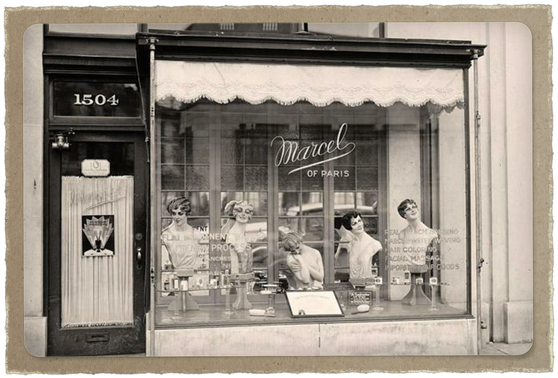 Shop fronts and signage